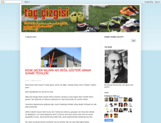 taccizgisi.blogspot.com screenshot