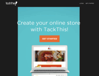 tackthis.co.in screenshot