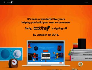 tackthis.com screenshot