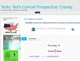 tackyted.com screenshot