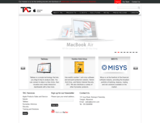tacmm.com screenshot