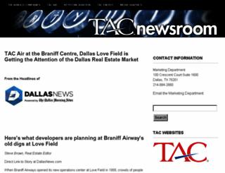 tacnewsroom.com screenshot