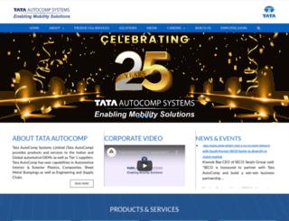 tacogroup.com screenshot