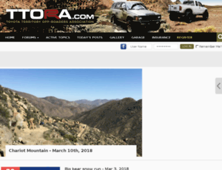 tacomaterritory.com screenshot