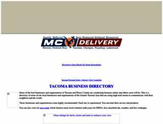 tacomaweekly.tripod.com screenshot