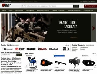 tactical-store.com screenshot