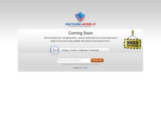 tactical-world.com screenshot
