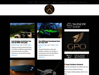 tacticalgunreview.com screenshot