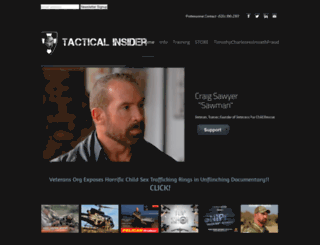 tacticalinsider.com screenshot