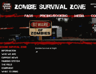 tacticalpaintballgames.ca screenshot