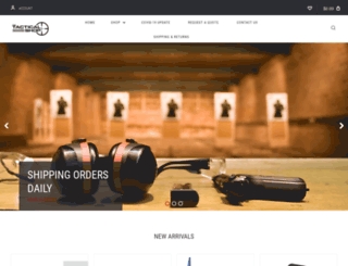 tacticalshop.com.au screenshot