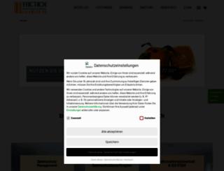 tacticx.de screenshot