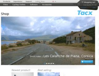 tacxshop.com screenshot