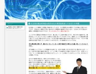 tadashi-inuzuka.jp screenshot