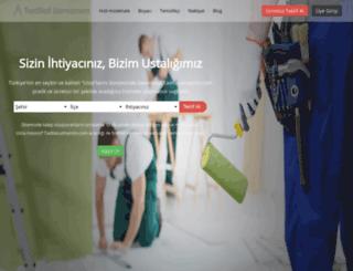 tadilatuzmanim.com screenshot