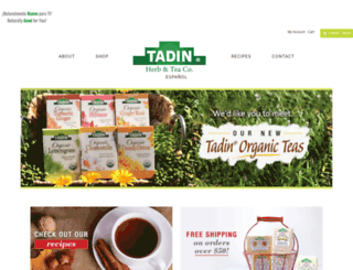 tadin.com screenshot