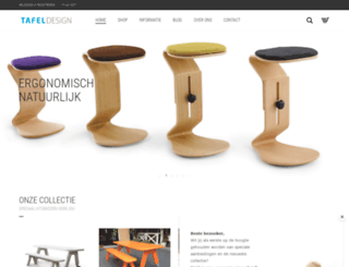 tafel-design.nl screenshot