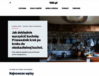 tafigastro.vgh.pl screenshot