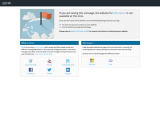 taft.com.tr screenshot
