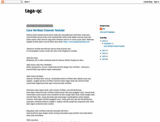 taga-qc.blogspot.com screenshot