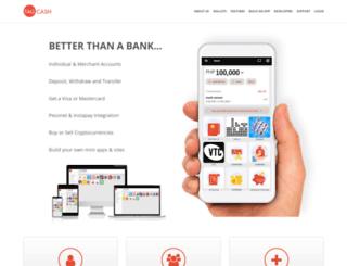 tagcash.com screenshot