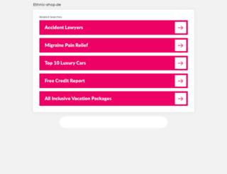 tagebuch.ethnic-shop.de screenshot