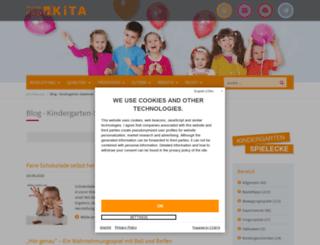 tagesmutter-blog.de screenshot