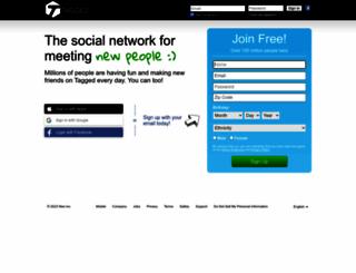 tagged.com screenshot