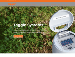 taggle.com.au screenshot