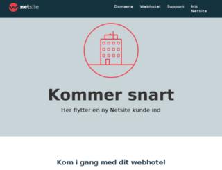 tagkampenop.dk screenshot