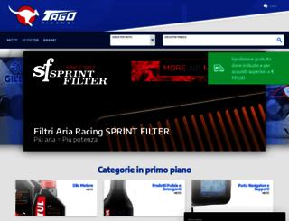 tagomotocorse.com screenshot