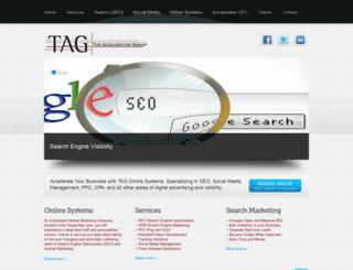 tagonlinesystems.com screenshot