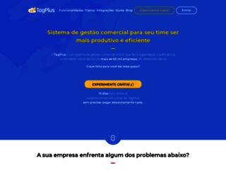 tagplus.com.br screenshot