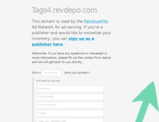 tags4.revdepo.com screenshot