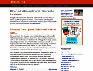 tagseoblog.de screenshot