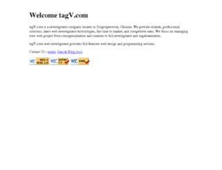 tagv.com screenshot