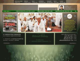tahannuts.com screenshot