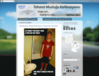 taharetmuslugukalibrasyonu.blogspot.com screenshot