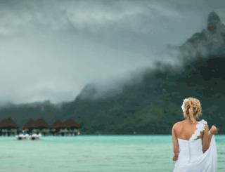 tahiti-wedding-photographer.com screenshot