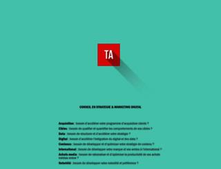 tahitiagency.com screenshot