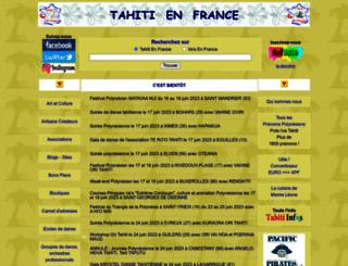 tahitienfrance.free.fr screenshot