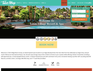 tahitivillage.com screenshot