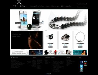 tahizea.com screenshot