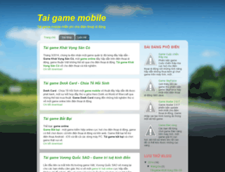 tai-gamemobile.blogspot.com screenshot