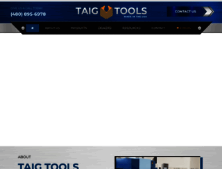 taigtools.com screenshot