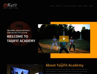 taijifit.net screenshot
