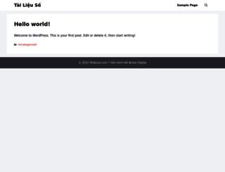 tailieuso.com screenshot