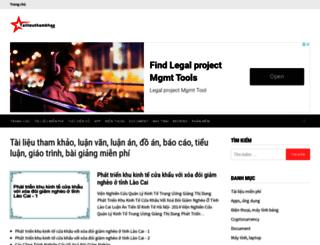 tailieuthamkhao.com screenshot