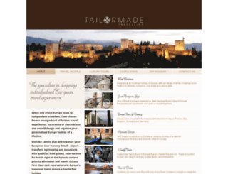 tailormadetravelling.com screenshot