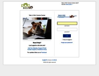 tailsuwin.dogbizpro.com screenshot
